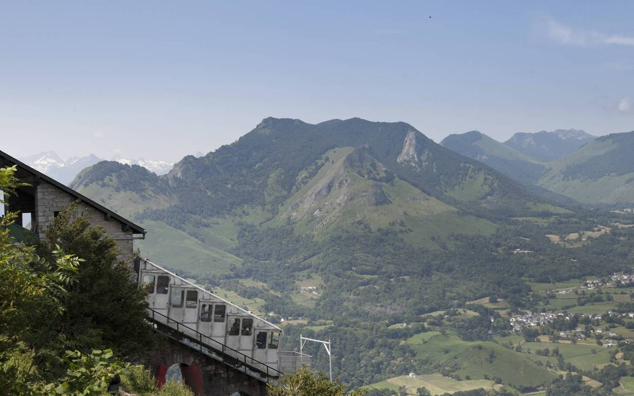 Mountains, Lourdes travel, Hôtel Continental Lourdes